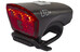 Cube LTD+ Fietsverlichting red LED zwart